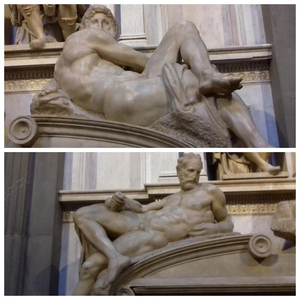 Микельанжело секстинская капелла