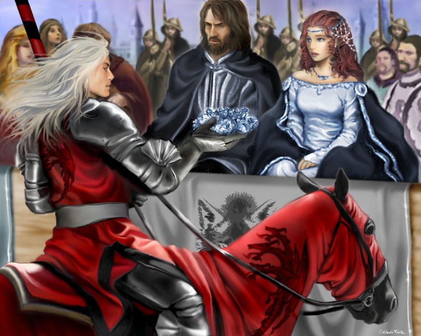 Кто такой рейегар таргариен в игре престолов
