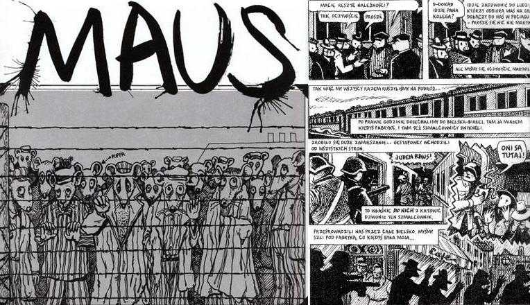 art spiegelmans maus scars of holocaust Art spiegelman's maus art spiegelman's version of the conflicts that expanded over europe during world war ii carefully spell the different interpretations of cultures that his father, being the survivor of the holocaust, envisioned first hand through his ominously guilty eyes - art spiegelman's maus essay introduction.