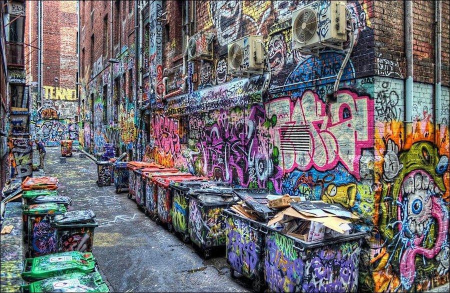 art industry issue graffiti as art
