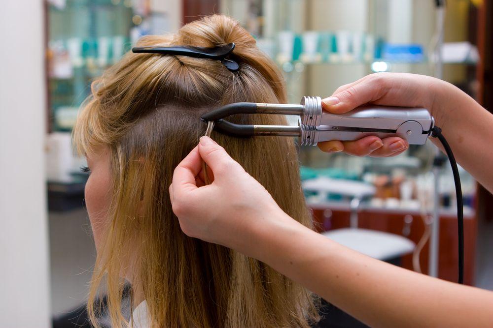 Как нарастить волосы в домашних условиях на заколках