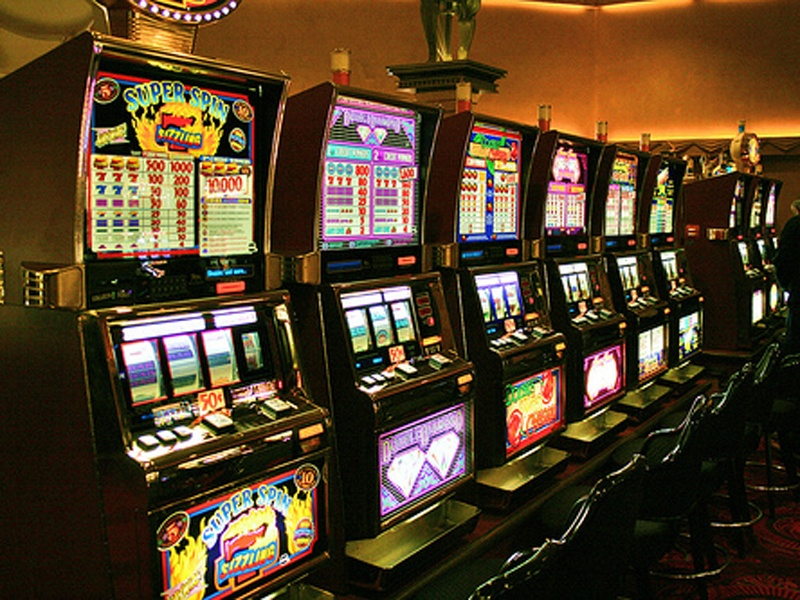 Игровые автоматы в твери что будет за азартные игры