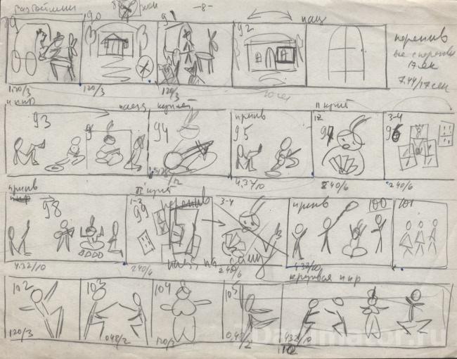 Как из рисунков сделать мультфильм